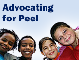 Advocating for Peel