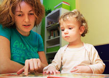 Choosing a Child-Care Provider