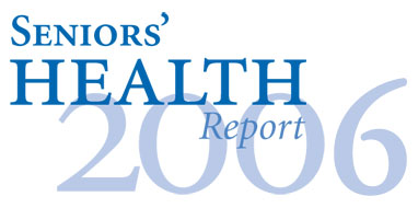 Seniors' Health Report 2006