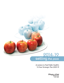 Revision to Peel Public Health's 10-Year Strategic Plan