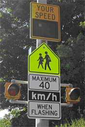 Your Speed Radar Signs